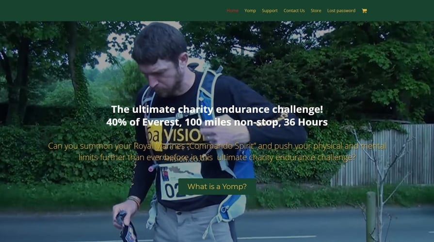 Since1664 - The ultimate charity endurance challenge