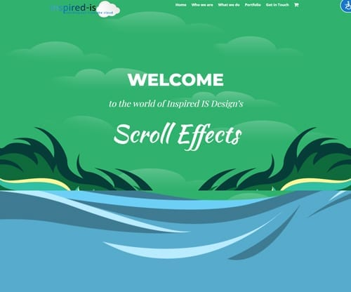 Scroll Effects