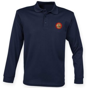 Recruit Polo (Long Sleeve)